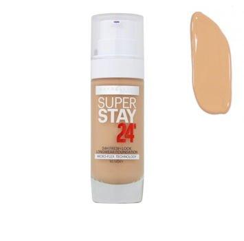 Maybelline Super Stay 24H podkład do twarzy 10 Ivory 30 ml