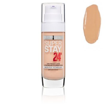 Maybelline Super Stay 24H podkład do twarzy 21 Nude Beige 30 ml