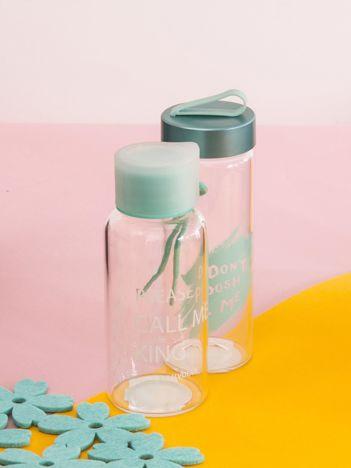 Miętowa butelka na wodę