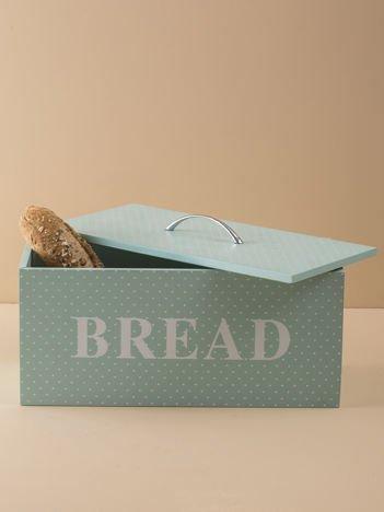 Miętowy pojemnik na chleb