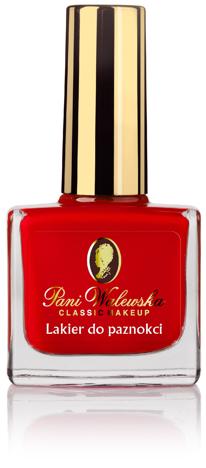 "Miraculum Pani Walewska Classic Makeup Lakier do paznokci nr 08 Flamenco  10ml"""