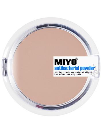 Miyo ANTIBACTERIAL POWDER Puder antybakteryjny do cery tłustej i mieszanej