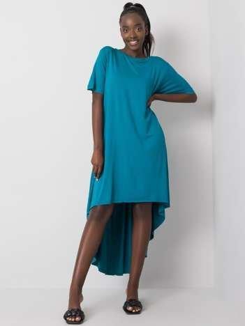 Morska sukienka Casandra RUE PARIS