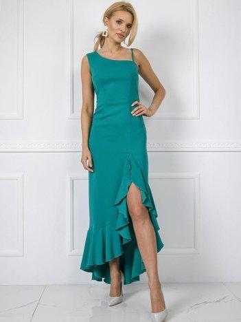 Morska sukienka Danielle
