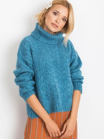 Morski sweter Heavenly