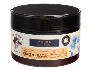 Mrs Potters Triple Grain Maska do włosów zniszczonych Regenerate  230 ml
