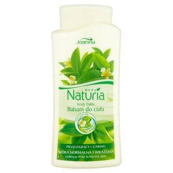 NATURIA Balsam do ciała Pielęgnujący z zieloną herbatą  500g