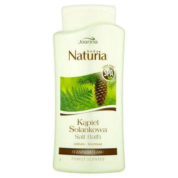 NATURIA Kąpiel solankowa Las 500 ml