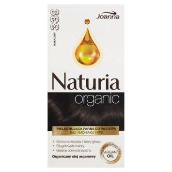 NATURIA ORGANIC Farba Kakaowy 339