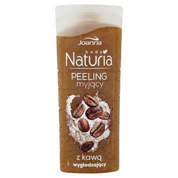 NATURIA Peeling  myjący z kawą  100g