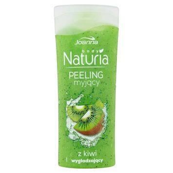 NATURIA Peeling  myjący z kiwi  100g