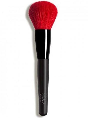 NEO Make Up PĘDZEL DO PUDRU z naturalnego włosia