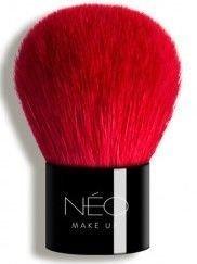 NEO Make Up PĘDZEL KABUKI z naturalnego włosia
