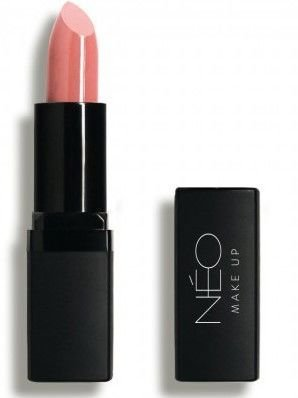 NEO Make Up POMADKA DO UST MATOWA SATYNOWA Satin Matte Lipstick 03 Chloe 3,8g