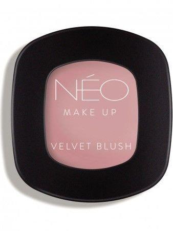NEO Make Up RÓŻ PRASOWANY Velvet Blush 02 3,5 g