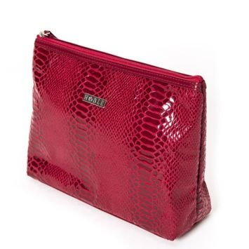 NOBLE Kosmetyczka RED Viber VR002 (Wymiary: 27x8,5x19,5 cm)