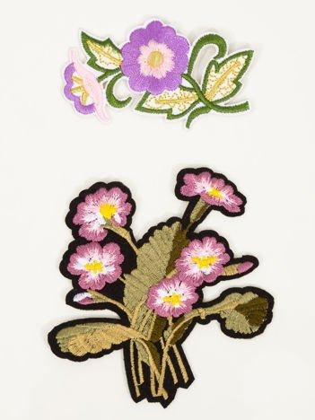 Naprasowanka - doskonała ozdoba odzieży 2 szt. (wymiary: 10 x 10 cm + 8,5 x 5 cm)