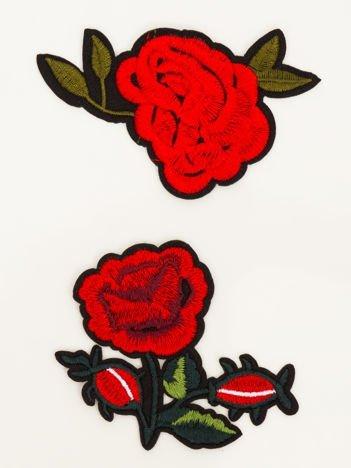 Naprasowanka - modna ozdoba odzieży 3 szt. (wielkość: 10 cm)