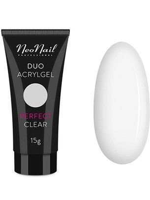 NeoNail DUO ACRYLGEL PERFECT CLEAR 15 g