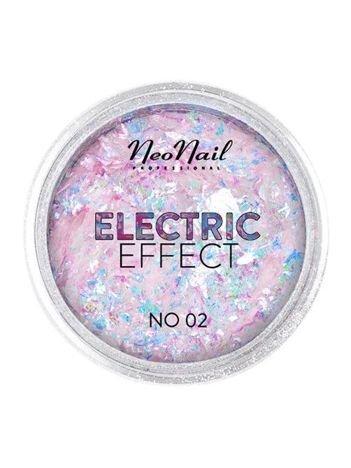 NeoNail Pyłek ELECTRIC EFFECT NR.02 0,3 g