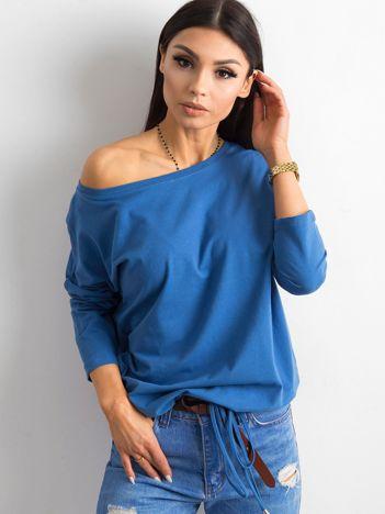 Niebieska bluzka Fiona