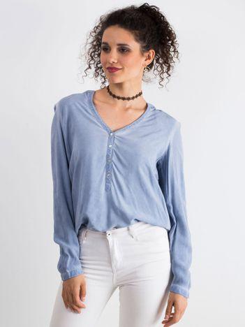 Niebieska bluzka Galore