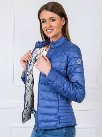 Niebieska kurtka Daphne