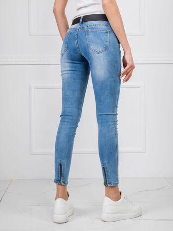 Niebieskie jeansy Anitha