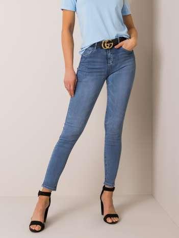 Niebieskie jeansy Cadence
