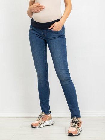 Niebieskie jeansy Funky