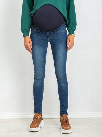 Niebieskie jeansy Hint