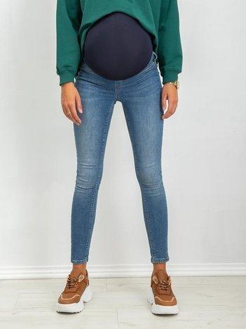 Niebieskie jeansy Lillie