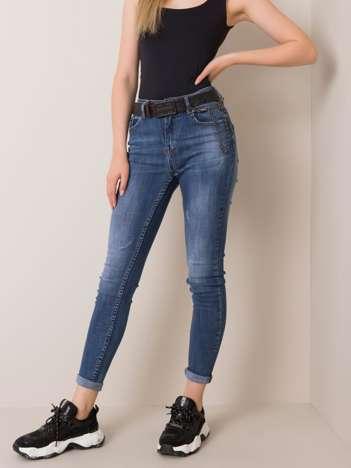 Niebieskie jeansy Ophelia