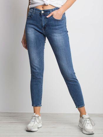 Niebieskie jeansy Surprising