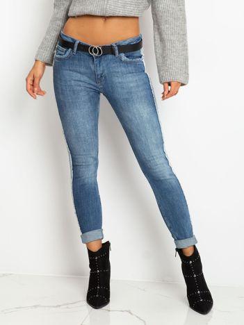 Niebieskie jeansy Tracy