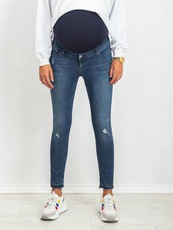 Niebieskie jeansy Undiscovered