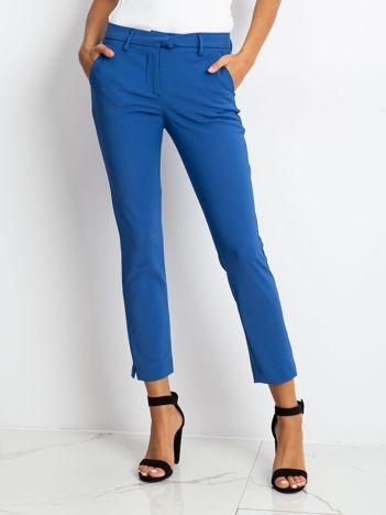 Niebieskie spodnie Classy