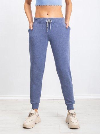 Niebieskie spodnie Kimberly