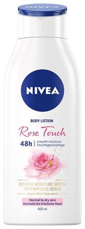 """Nivea Body Balsam do ciała intensywnie nawilżający Rose Touch 400ml"""""""