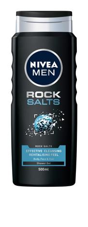 Nivea Men Żel pod prysznic Rock Salts  500 ml