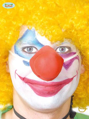 Nos klauna na gumce