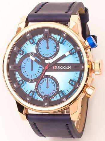 Nowoczesny zegarek męski