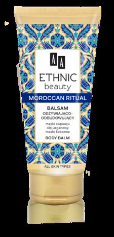 OCEANIC AA ETHNIC BEAUTY Marokański Rytuał Balsam do ciała odżywiająco-odbudowujący 200 ml