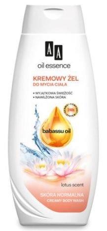 OCEANIC AA OIL ESSENCE Kremowy żel do mycia ciała skóra normalna 250 ml