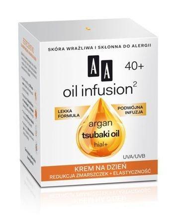 OCEANIC AA OIL INFUSION² 40+ Krem na dzień redukcja zmarszczek + elastyczność 50 ml