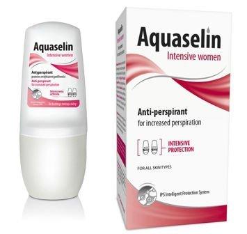 OCEANIC AQUASELIN Intensive Women Antyperspirant przeciw silnej potliwości 50 ml