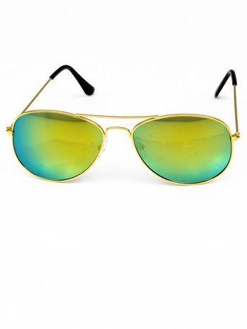 Okulary w stylu PILOTKI/AVIATOR damskie i męskie