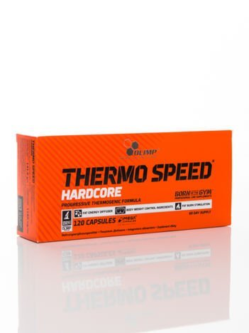 Olimp - Thermo Speed Hardcore - 30 cps