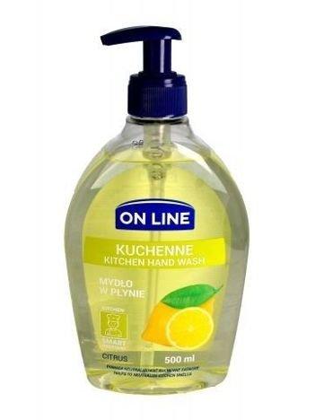 On Line Mydło Kuchenne z dozownikiem Citrus  500 ml