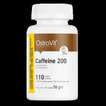 Ostrovit Caffeine 200, 110 tabs.